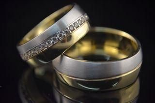 Златни венчални халки