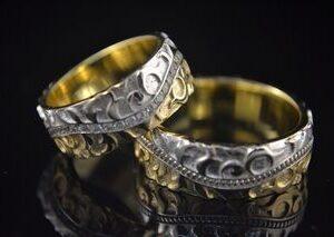 ЗЛАТНИ БИЖУТА Венчални Халки Златни Венчални халки