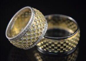 ЗЛАТНИ БИЖУТА Венчални Халки Златна Халка