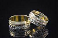 ЗЛАТНИ БИЖУТА Венчални Халки Златна Венчална халка