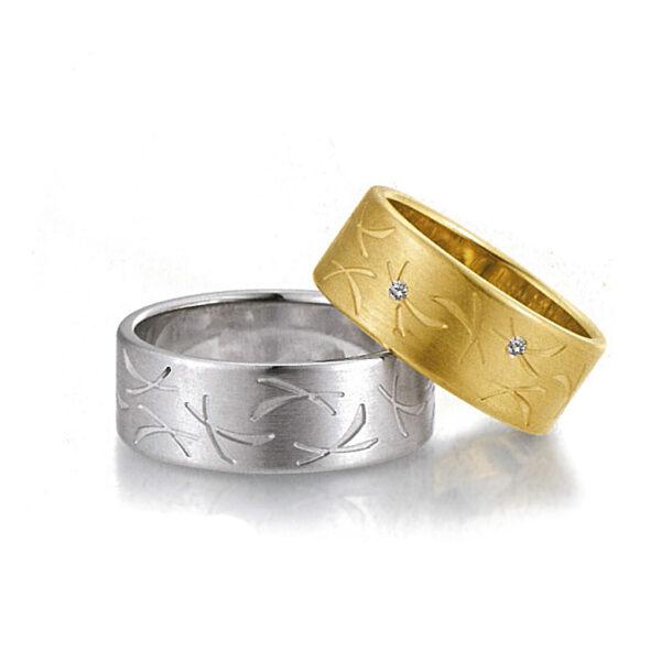 Венчални халки от Хугасян