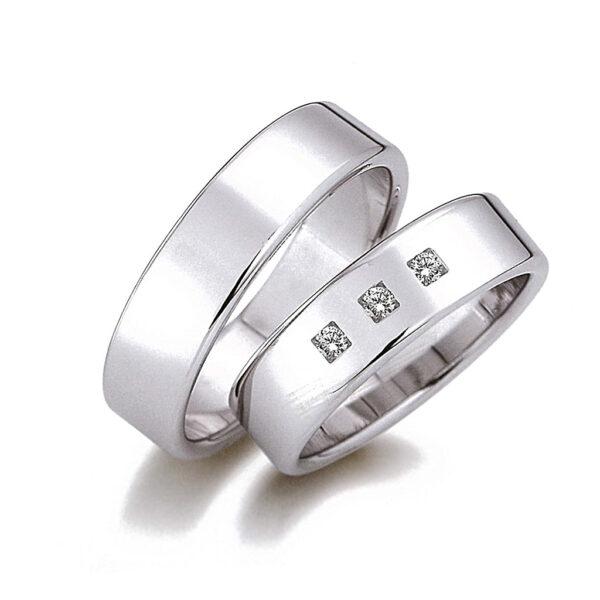 Венчални халки произведени от HUGASIAN